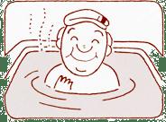 温度別入浴法